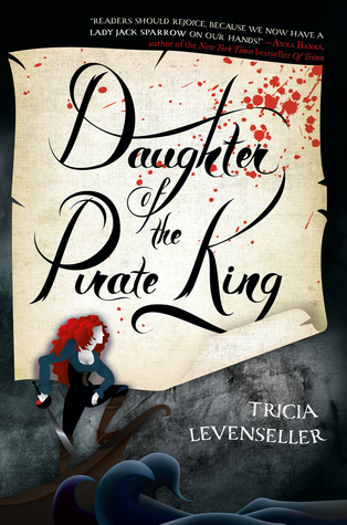 Daughter of the Pirate King Book Cover
