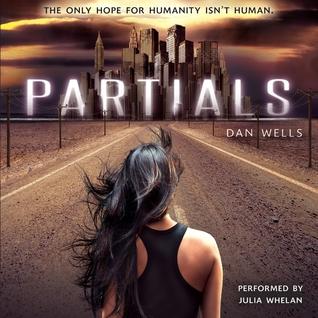 Partials Book Cover