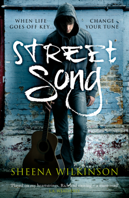 Street Song Book Cover