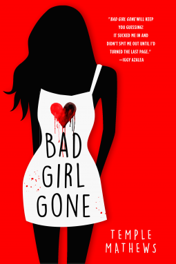 Bad Girl Gone Book Cover