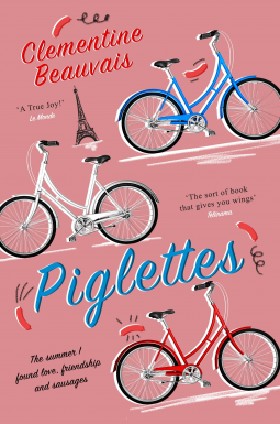 Piglettes Book Cover