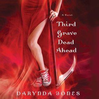 Third Grave Dead Ahead Book Cover