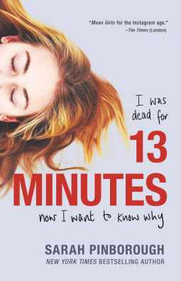 13 Minutes Book Cover