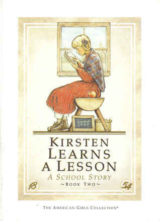 Kirsten Learns a Lesson Book Cover