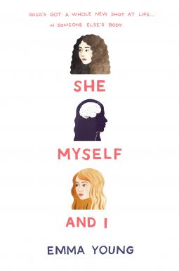 She, Myself, and I Book Cover