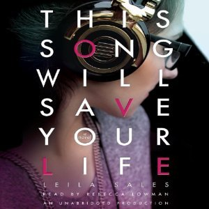 This Song Will Save Your Life Book Cover
