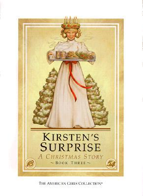 Kirsten's Surprise: A Christmas Story Book Cover