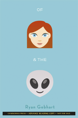 Of Jenny and the Aliens Book Cover