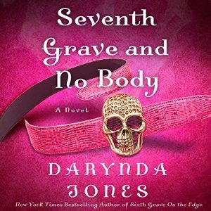 Seventh Grave and No Body Book Cover