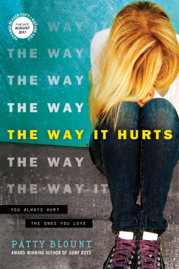 The Way It Hurts Book Cover