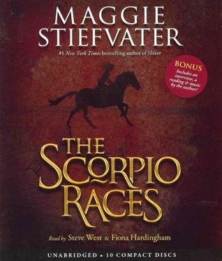 The Scorpio Races Book Cover