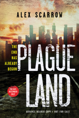 Plague Land Book Cover