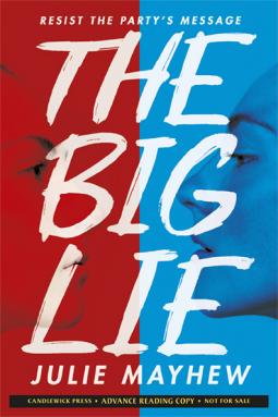 The Big Lie Book Cover